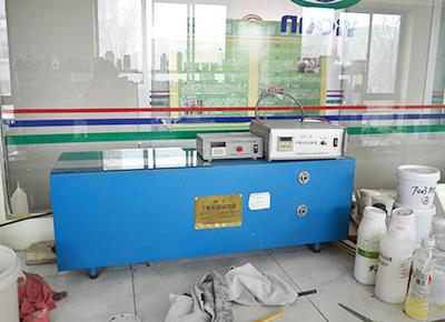 干燥抗裂实验器